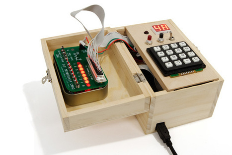 Return of the Elf: Making a 1976 microcomputer more user friendly - IEEE Spectrum   Post-Sapiens, les êtres technologiques   Scoop.it