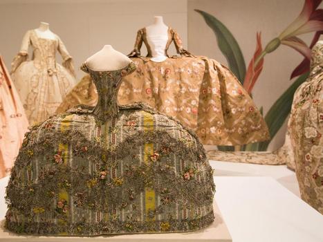 Georgians | Fashion Museum Bath | Textile Horizons | Scoop.it