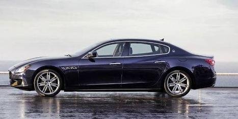 MASERATI QUATTROPORTE Diesel Car Review | Automobile News, Car Wallpapers, Auto Insurance & Auto Technologies | Scoop.it