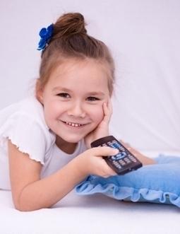 Niente televisione  in cameretta: bambini  a rischio obesità | Genitori e Psicologia | Scoop.it