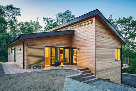 You'd Never Guess These Gorgeous, Net-Zero Houses Were Built In A Factory | Real Estate Plus+ Daily News | Scoop.it