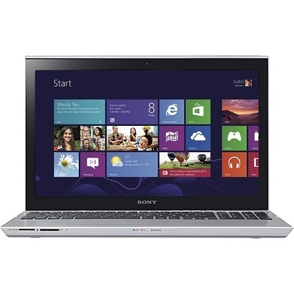 Sony VAIO SVT15112CX Touch-Screen Review | Laptop Reviews | Scoop.it