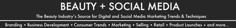 BEAUTY + SOCIAL MEDIA