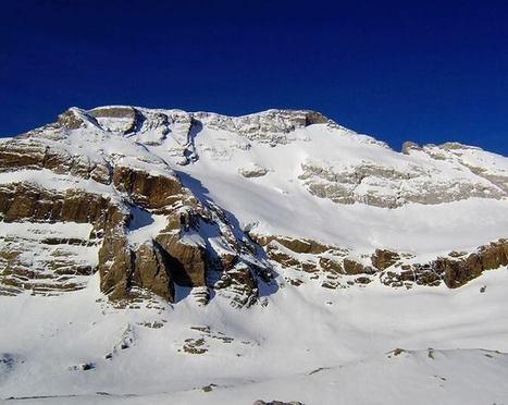 Monte Perdido par Ester y Yoli - Refugio de Pineta | Facebook | Vallée d'Aure - Pyrénées | Scoop.it