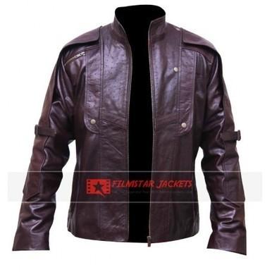 Guardians Of The Galaxy Chris Pratt (Star‑Lord) Jacket | Film Star Jackets | Scoop.it
