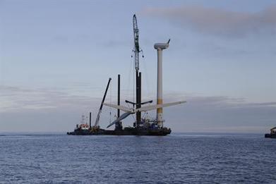 Une première mondiale avec le démantèlement d'un parc éolien offshore en Suède - mer-veille.com | Eolien-Energies-marines | Scoop.it