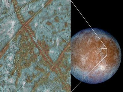 Jupiter's moon: Europa's ocean may have an Earthlike chemical balance | Amazing Science | Scoop.it