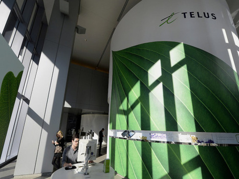 Telus Corp quits wireless industry group, aims to put spotlight on its customer service | CSR | Scoop.it