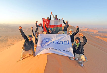 Outward Bound celebrates 75 years of training and skill development - Oman | Wilderness Therapy | Scoop.it