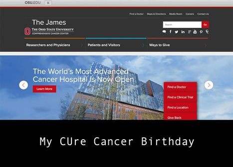 Wish Marty Happy Birthday or New Years & Help Cure Cancer | Personal Branding Using Scoopit | Scoop.it