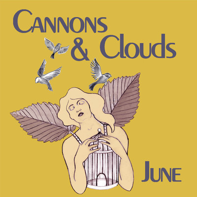 New EP from Cannons and Clouds – 'June' : The Bay Bridged – San ... | IndiePop | Scoop.it