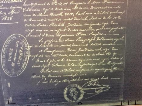 Châteauneuf et Jumilhac: Mes premières recherches aux Archives de Paris | Auprès de nos Racines - Généalogie | Scoop.it