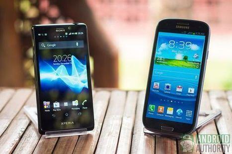 Samsung Galaxy S3 vs Sony Xperia T/TL | Mobile IT | Scoop.it