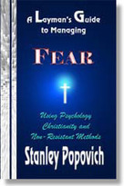 Stan's Managing Fear Book Receives Hundreds Of Review | penn66ey | Scoop.it
