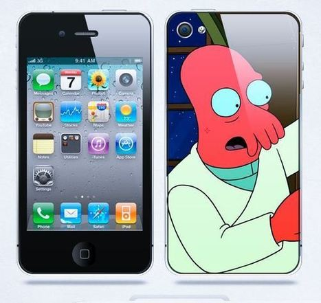 Zoidberg - Futurama iPhone case | Apple iPhone and iPad news | Scoop.it