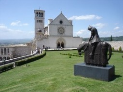 "Excitement in Assisi, Italy over ""Pope Francis"" : Tuscany Travel Blog 