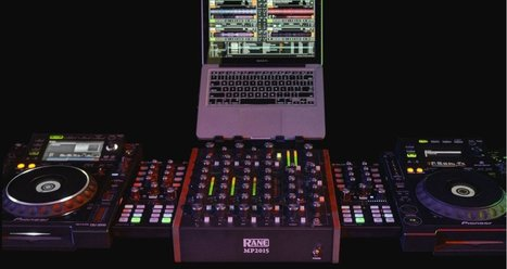 Review & Video: Rane MP2015 Rotary Mixer | DJing | Scoop.it