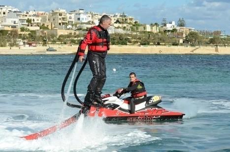 Flyboard | Great Malta | Scoop.it