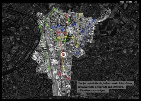 Saint-Denis entre les lignes | Interactive & Immersive Journalism | Scoop.it