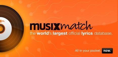 musiXmatch - lyrics plugin | Android Apps | Scoop.it