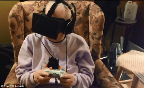 Virtual reality headset allows terminally ill experience the outdoors | Virtual Worlds Corner | Scoop.it