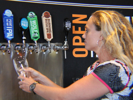 Women, The 'First Brewers,' Lean Into Craft Beer-Making | Local Food Systems | Scoop.it