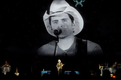 Concert announcement: Brad Paisley brings the electric guitar and the sense of ... - Dallas Morning News (blog) | Tune Town Talk | Scoop.it