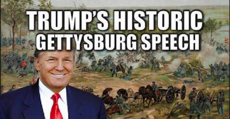 Trump's Gettysburg Address Against The New World Order | Liberty Revolution | Scoop.it