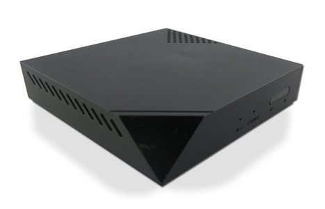 "100 Euros ""Little Black Box"" Runs XBMC Linux 