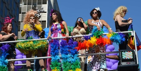 Brazil's Gay Pride Marchers Call For Anti-Discrimination Laws - Huffington Post | Sports and Discrimination | Scoop.it