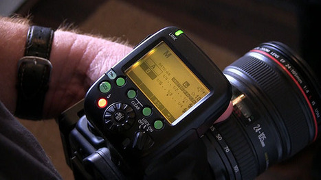 First Impressions: Testing Canon's New Speedlite 600EX-RT & Speedlite Transmitter ST-E3-RT | HDSLR | Scoop.it