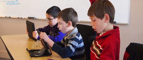 Las nuevas tecnologías son cosa de niños | Think Big | educacion-y-ntic | Scoop.it