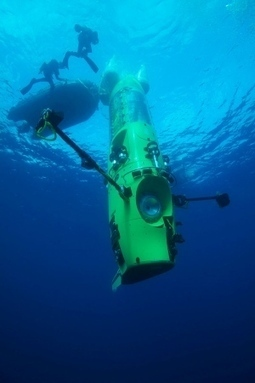 James Cameron heads into the abyss : Nature News & Comment | Topics of my interest | Scoop.it