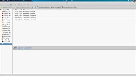 Combiner les avantages de Liferea [sous Linux] et d'un service de flux en ligne [Tiny Tiny RSS] | RSS Circus : veille stratégique, intelligence économique, curation, publication, Web 2.0 | Scoop.it