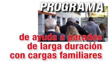 Nueva ayuda para parados de larga duración con responsabilidades familiares | Zamora Formación | Scoop.it