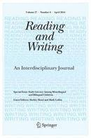 Introduction to the special issue: early literacy among monolingual and bilingual children - Springer | My Own Interest | Scoop.it