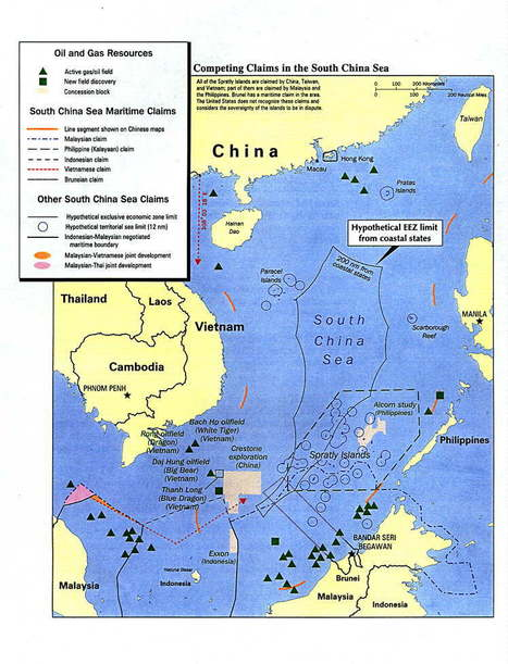 """South China Sea Oil and Natural Gas 