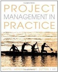 Test Bank For » Test Bank for Project Management in Practice, 4 Edition : Samuel J. Mantel Download   All Test Banks   Scoop.it