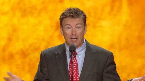 Sen. Rand Paul 'not familiar with the details' of anti-abortion bill he sponsored   The Raw Story   Tea Party Mess   Scoop.it