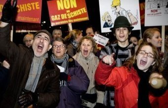 Exploitation des hydrocarbures - La mobilisation citoyenne s'élargit - Presse-toi à gauche ! | gaz de schiste | Scoop.it