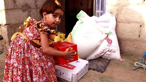 Yemeni civilians struggle through 'invisible crisis' during Ramadan   Food Security   Scoop.it