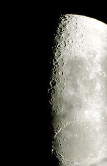 Scienzaltro - Astronomia, Cielo, Spazio: Sulla Luna non si legge sotto l'ombrellone | 1950's | Scoop.it