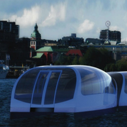Water Buses: New Nautical Transit Solution for Urban Islands   Urbanist   Urban Water Transportation - Ferries   Scoop.it
