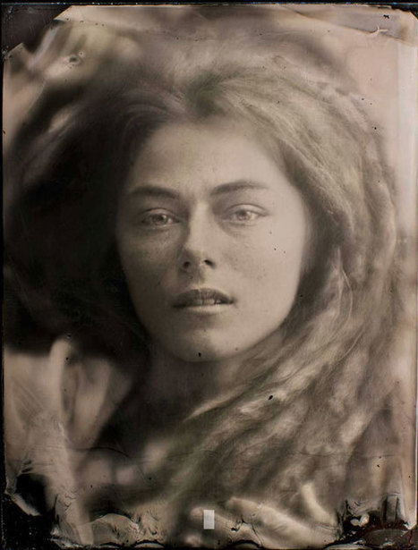 Wet plate collodion, contemporary portraits by Mark Tucker   Partfaliaz   Wet Plate Collodion Photography   Scoop.it
