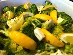 Broccoli with Lemon and Butter Bake - Total Health Care Tips   Tasty Food & Recipes   Scoop.it