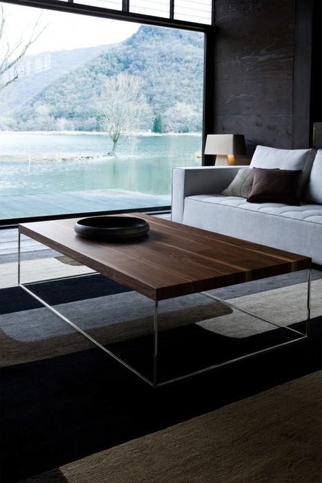 22 idées de table basse déco pour votre salon | Pièces par pièces | Scoop.it