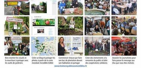 Incroyables Comestibles France   Villes en transition   Scoop.it