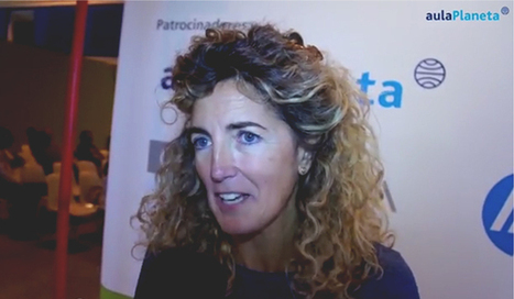 María Luisa Forján, del proyecto Augmented Reality, explica su experiencia con las TIC aulaPlaneta | REALIDAD AUMENTADA Y ENSEÑANZA 3.0 - AUGMENTED REALITY AND TEACHING 3.0 | Scoop.it