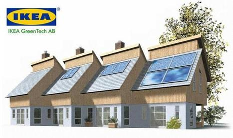 IKEA To Start Selling Solar Panels In The UK - Gas 2.0 | The Exit from Oblivion | Scoop.it