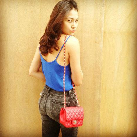 แต่งตัวเซอร์ แต่เซ็กซี่สไตล์โย ยศวดี | fashion in Thailand | Scoop.it